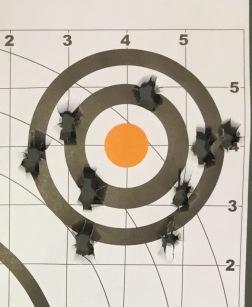 Pistol Target