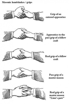 Masonic Grips