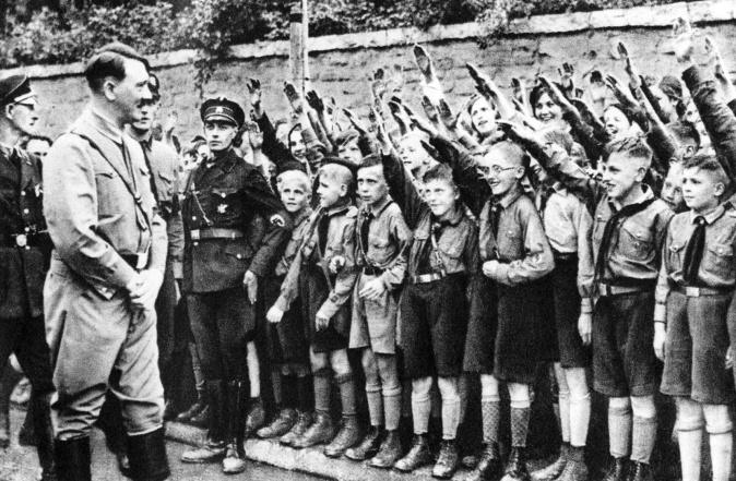 Hitler & Kids