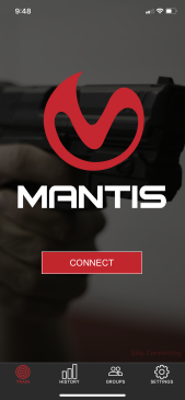 Mantis - Launch Screen