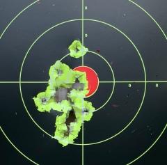 Canik Elite Combat Target